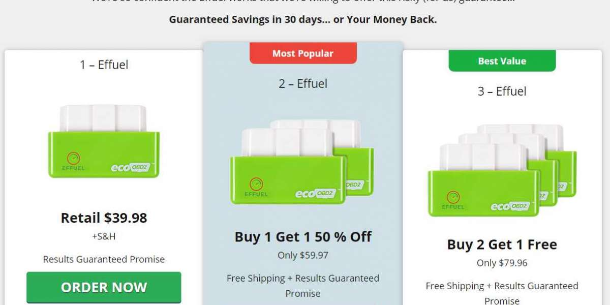 Get Effuel at a discounted price from the official website here only!