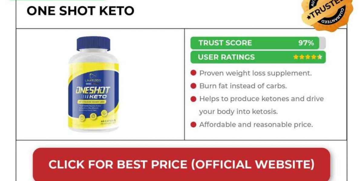 One Shot Keto - Health Benefits For Weight Loss Pills?