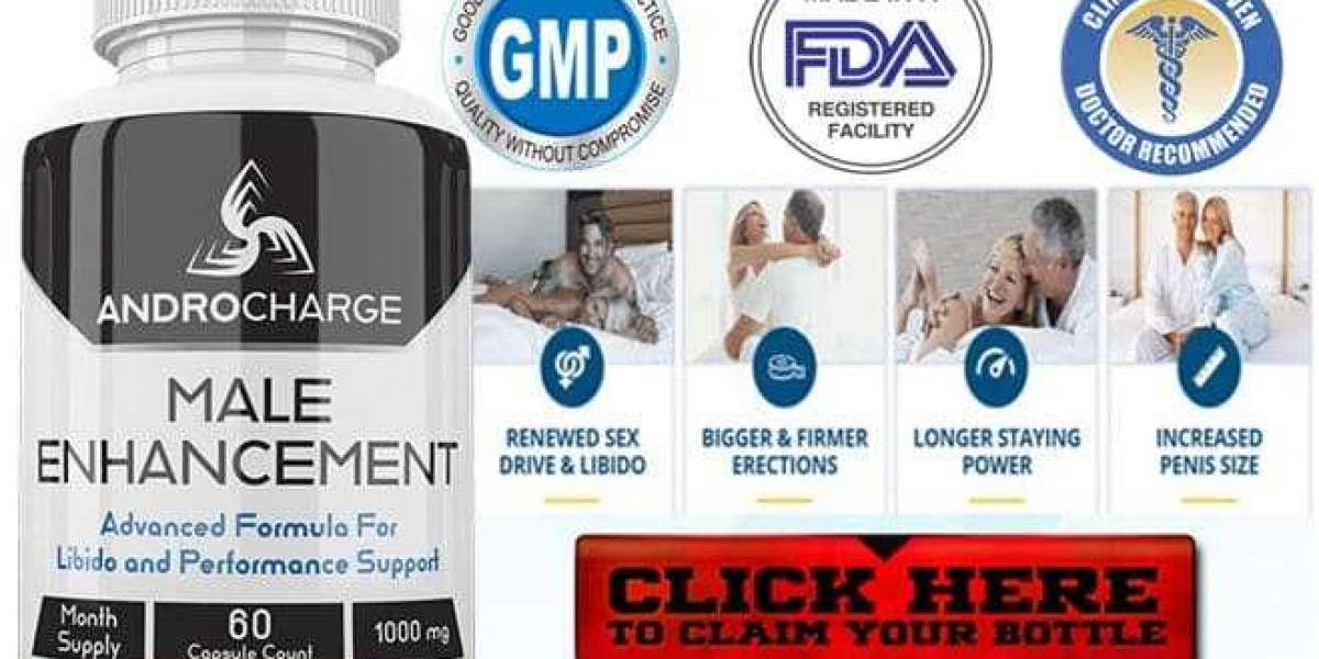 Androcharge Male Enhancement - Get Risk Free Trial @ 100% Only here