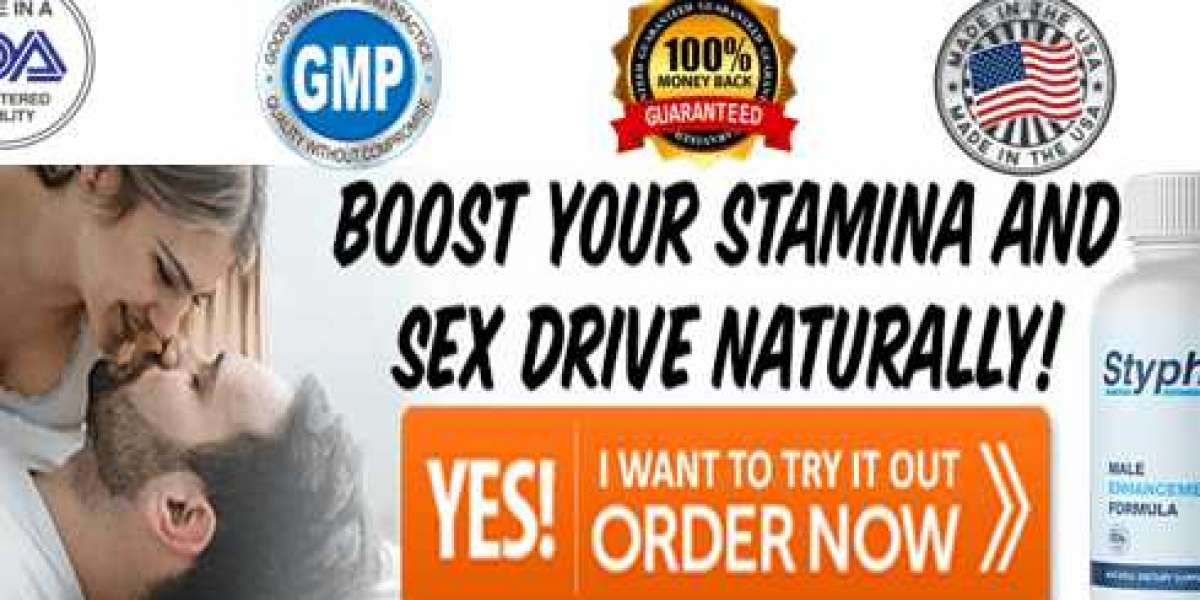Styphdxfirol Male Enhancement: Packages, Deals, Prices & Where to Buy It