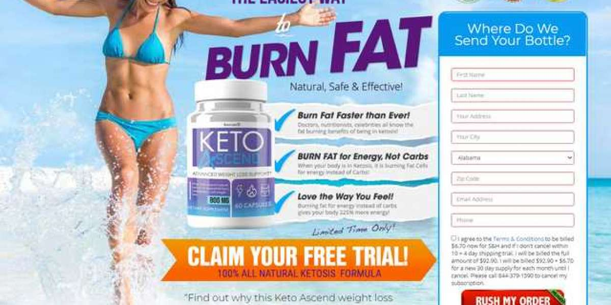 Keto Ascend - Get Risk Free Trial @ 100% Only here