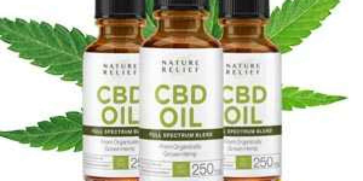 How does Nature Relief Hemp Oil Canada work?