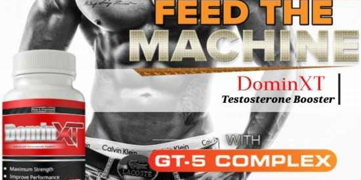 DominXT Muscle Building Reviews: Price, Benefits And How To Buy DominXT?