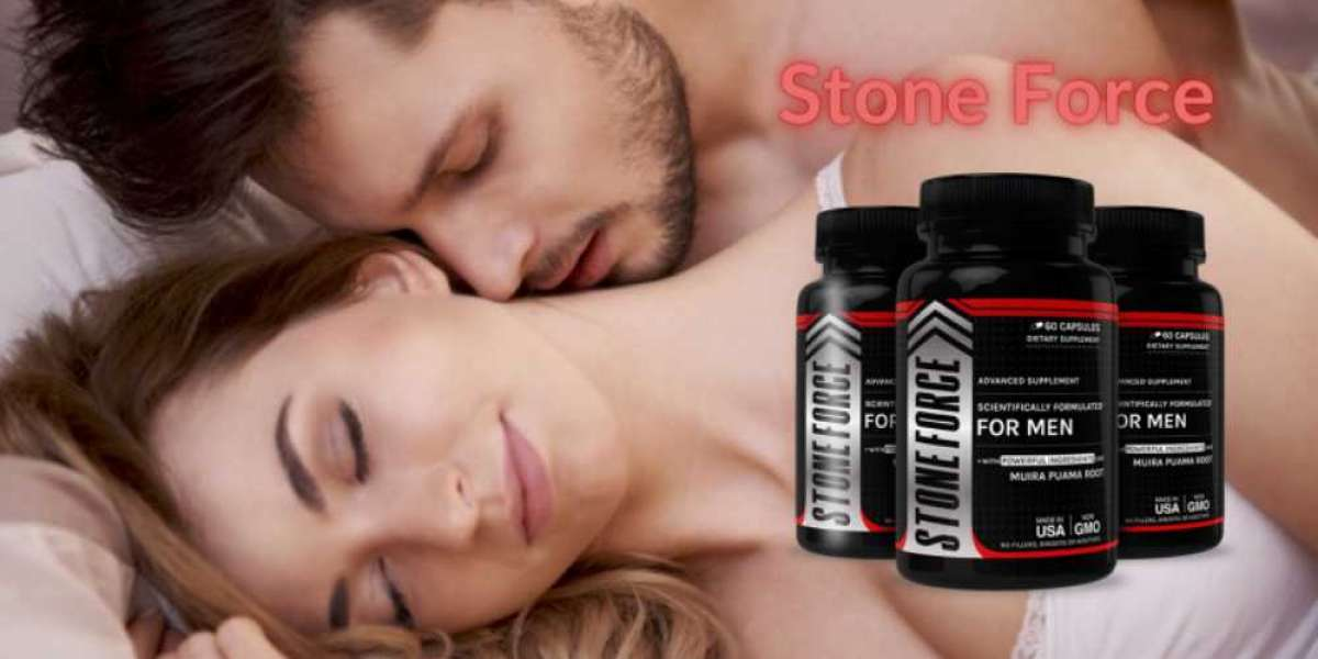 Use Stone Force To Perform Well in You Sex Drive