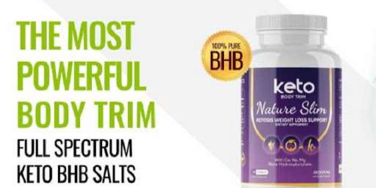 Keto Body Trim - Fast Burn Supplement 2021: Is It Hoax Or Real?