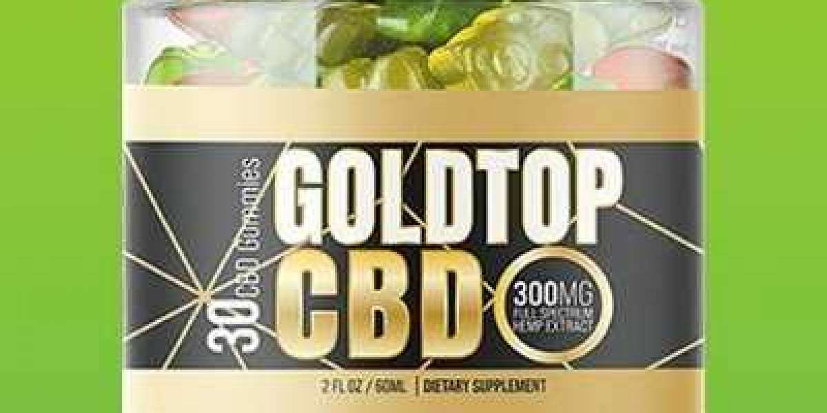 """IS GoldTop CBD Gummies Scam?! Reason"""" Product, Best Deal, Read Benefits and Buy Now!"""