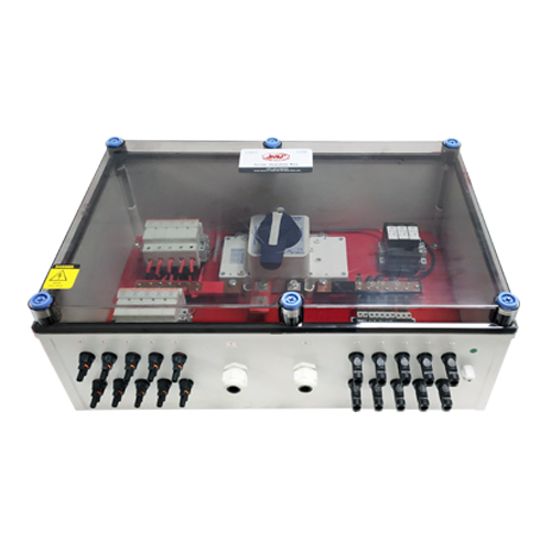 JMV Manufactures All Types Of Solar power Protection System