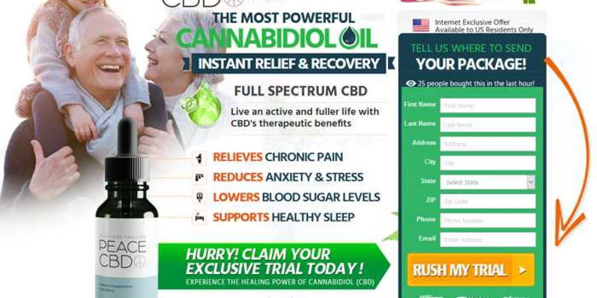 What Is Peace CBD Oil – Is He Or She Effective And Safe?