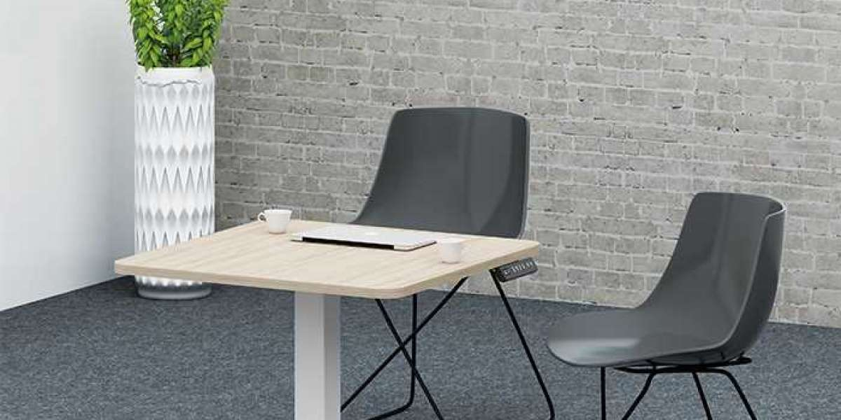 4 Benefits of Using Contuo Hight Adjustable Desk
