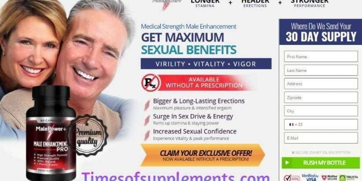 Maxtane Male Enhancement – Get Longer Sexual Staying Power Easily!