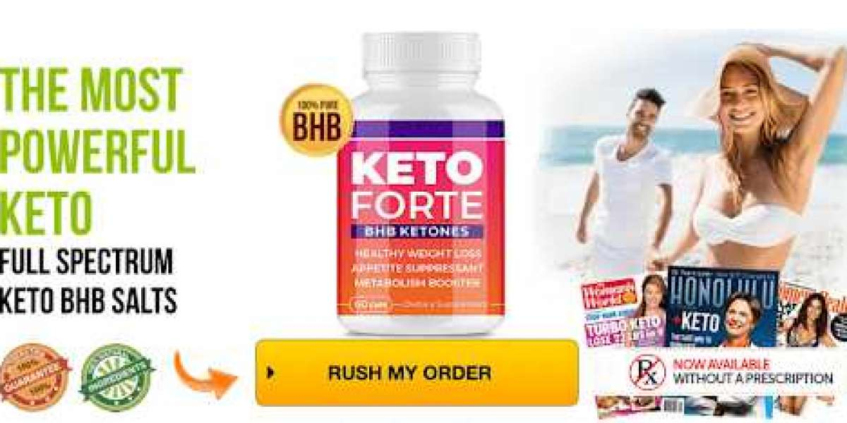 Keto Forte UK (Hoax Or Real): Does It Work?