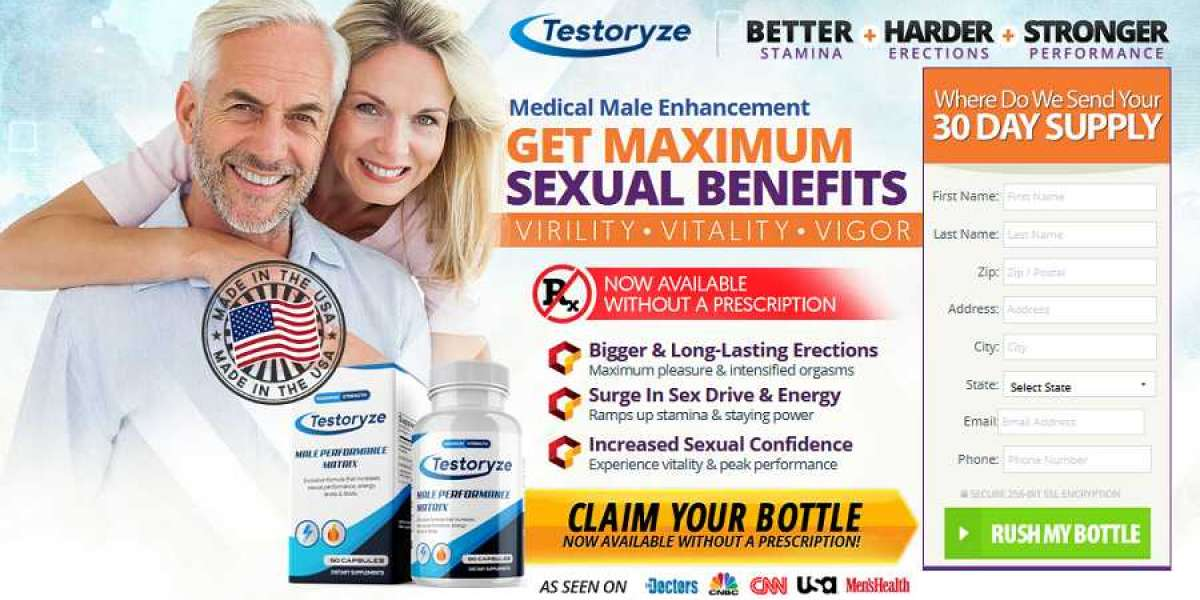 How To Use Testoryze Male Enhancement Pills?