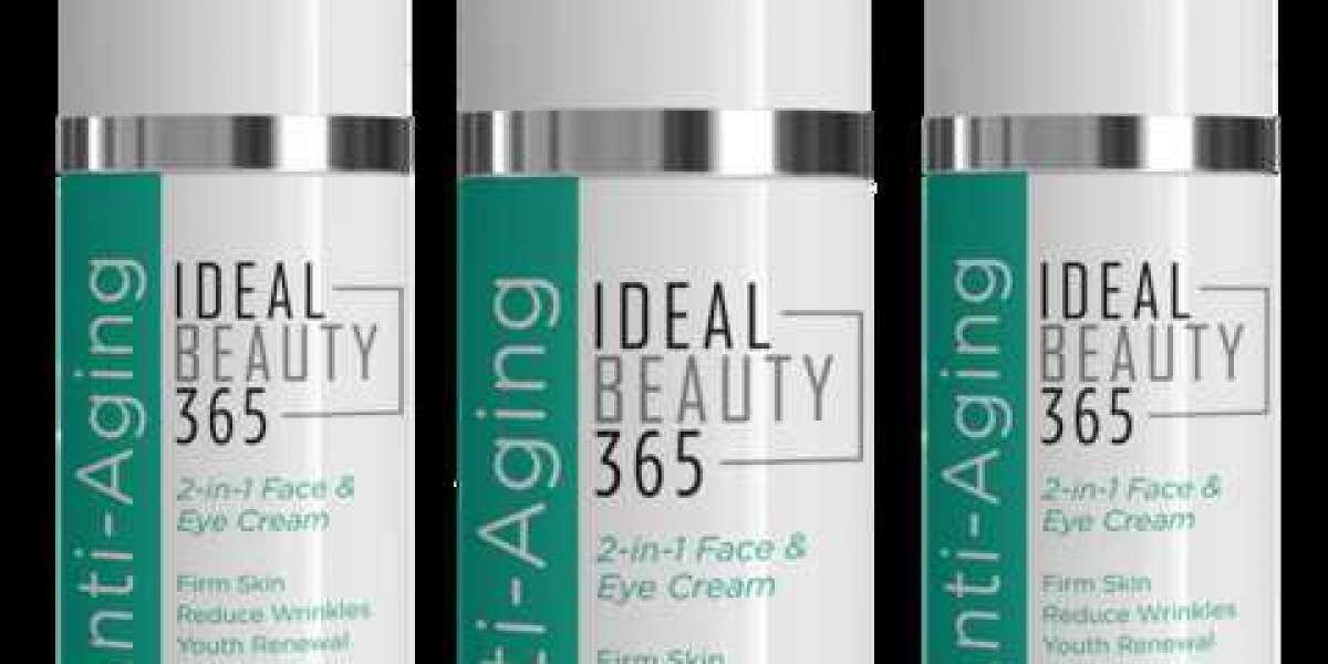 How Does Ideal Beauty 365 Work Anti Wrinkle Cream?