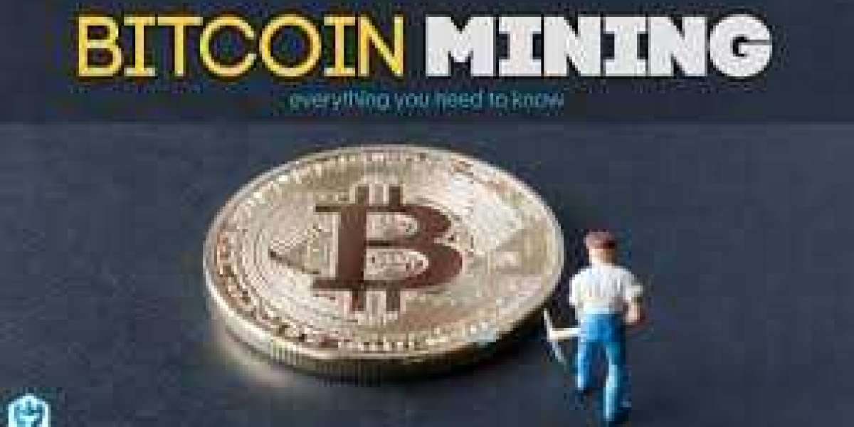 Opening a Bitcoin Miner record?