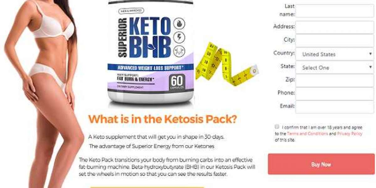 Superior Life Keto Pills Reviews