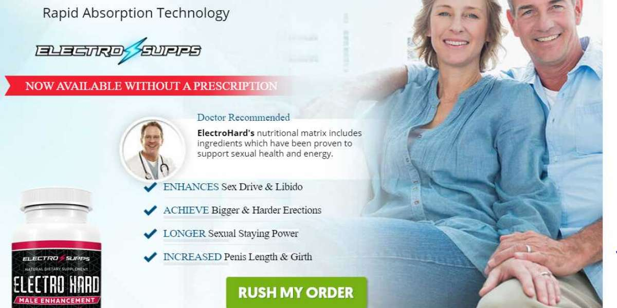 5 Moments To Remember From ElectroHard Male Enhancement.
