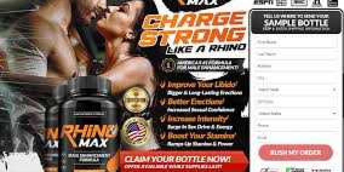 How Does It Rhino Max Male Enhancement Work?