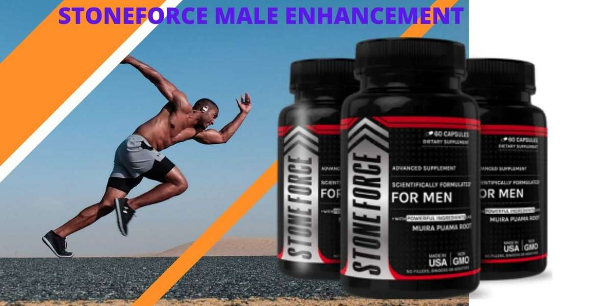 Stoneforce Male Enhancement Is All You Need To Bang In Bed!