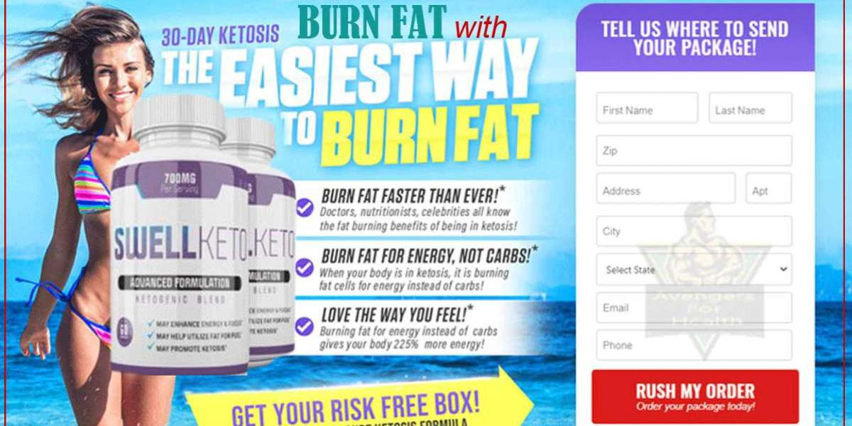 Swell Keto - How Does Swell Keto Diet Pill Work? ?