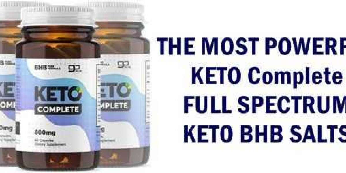 What Are The Advantages Of Keto Complete?