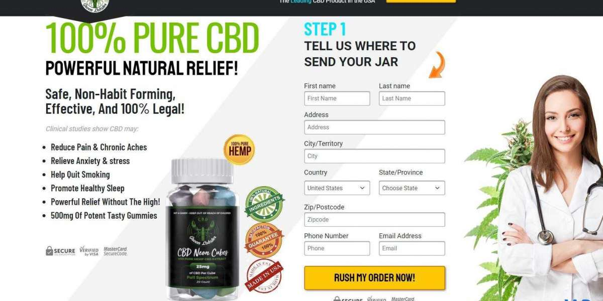 Who Can Use Green Lobster CBD Gummies Easily?