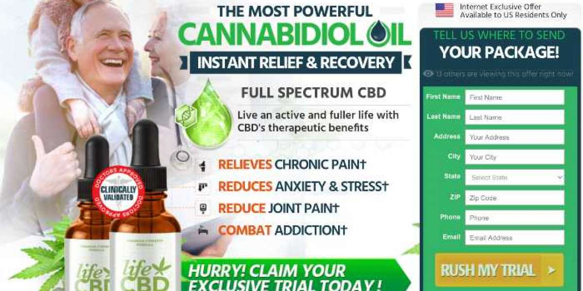 Life CBD Reviews : Eliminate Pains And Anxiety Level