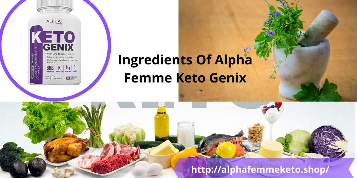 Healthy Weight Loss Solutions & Alpha Femme Keto Weight Loss Pills (CANADA)!