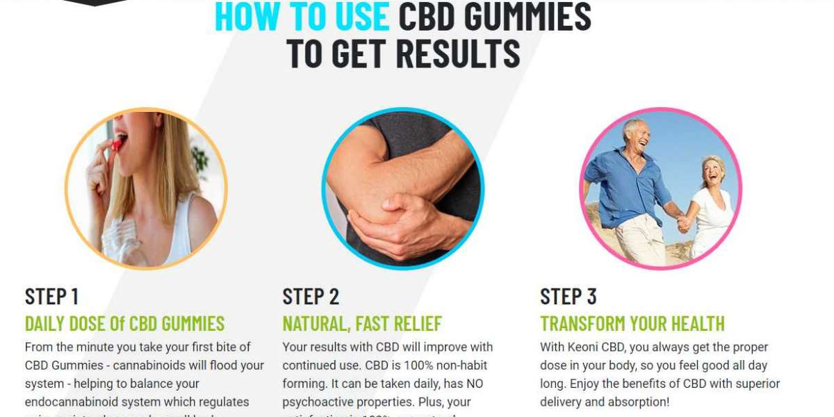 Why Keoni CBD Gummies Reviews Is The Only Skill You Really Need