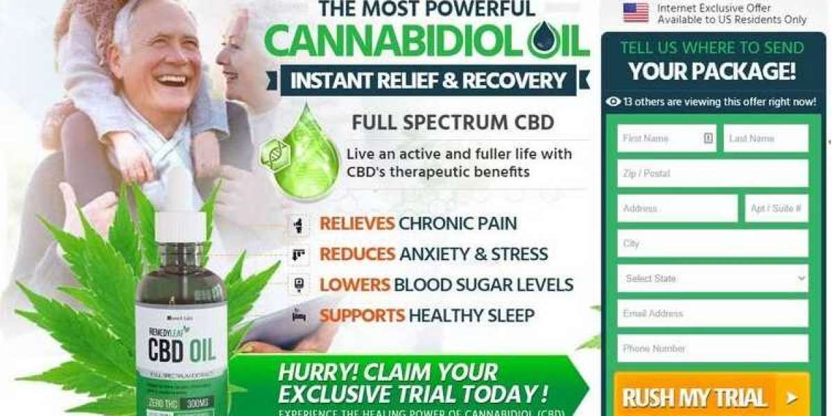 Remedy Leaf CBD Oil Reviews_ 2021_ Price_ Benefits_ Side_ Effects_ Original