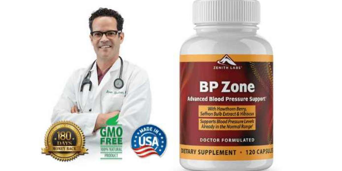 Zenith Labs BP Zone Reviews- Ingredients, Benefits & Side Effects!