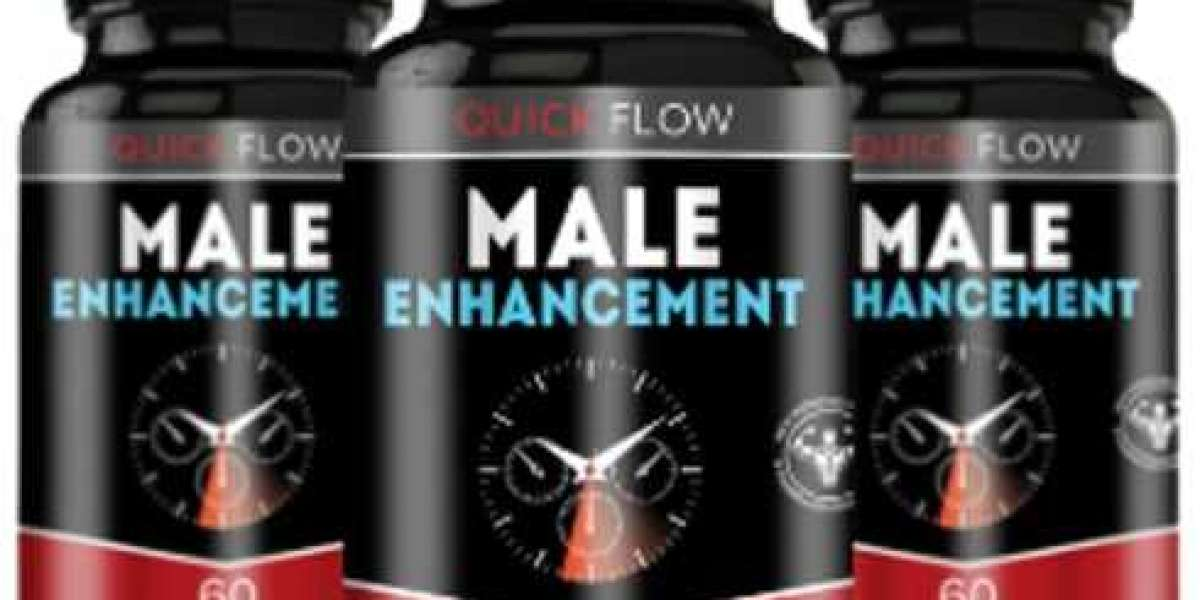 Drained Of Doing Quick Flow Male Enhancement The Old Way? Get This