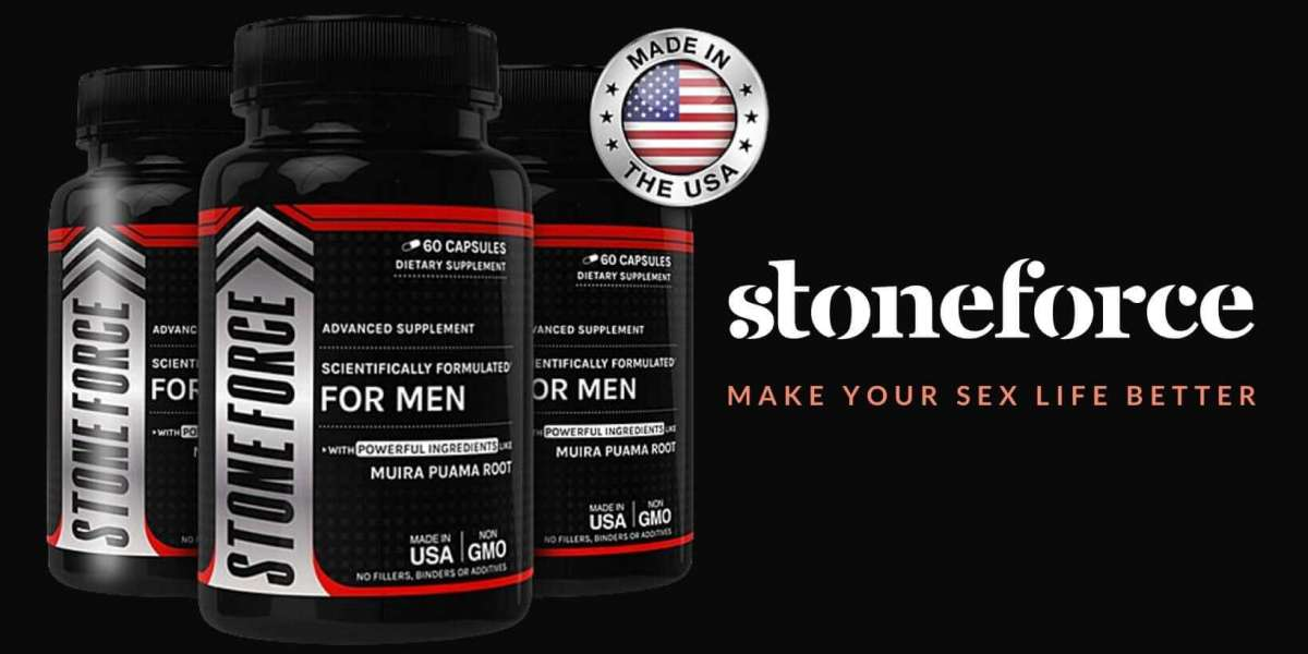 Stoneforce Male Supplement Review 2021