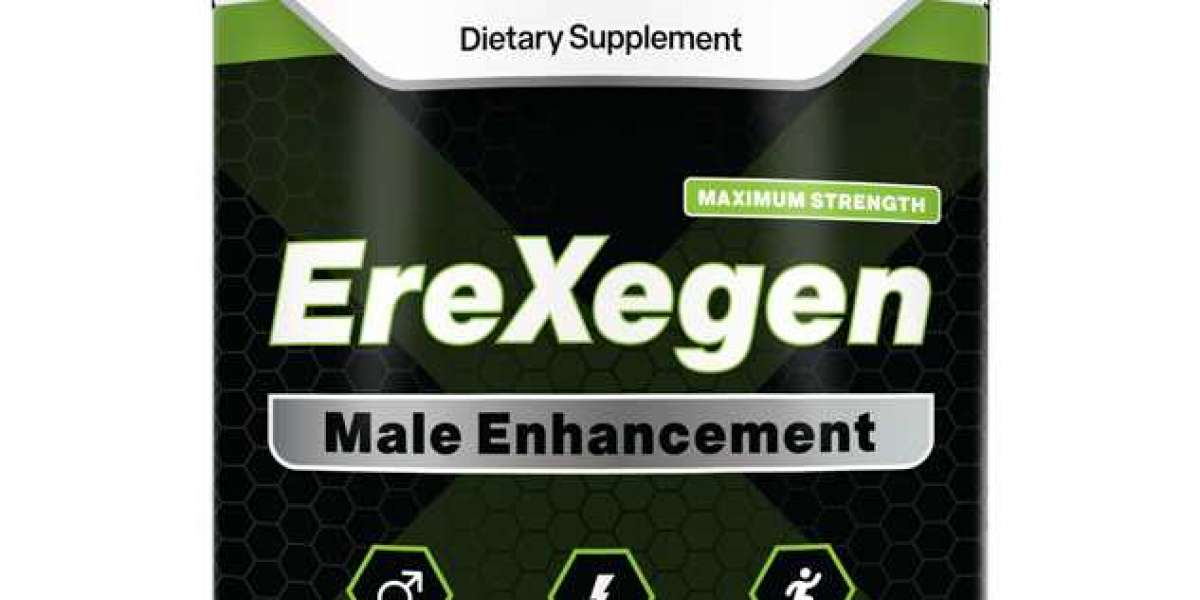 EreXegen Male Enhancement: Most Beneficial, Amazing Reviews, Where To Buy!!!