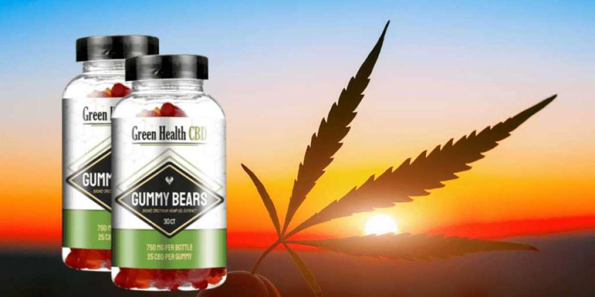 Green Health CBD Gummies: Price, Benefits, Review and Side Effects