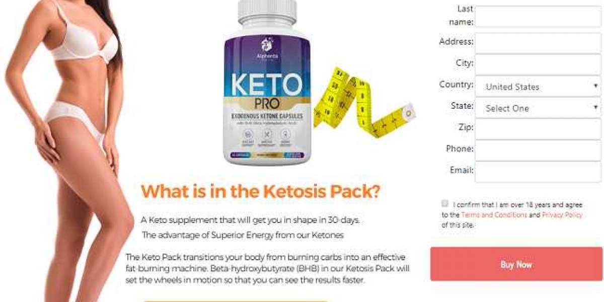 What Are The Advantages Of Keto Pro?