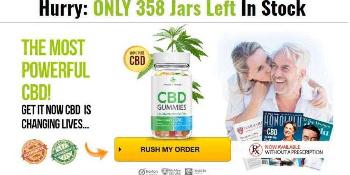 Natures Method CBD Gummies AU- NZ