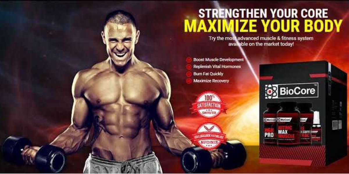 BioCore Hybrid Muscle : Free Trial Offer