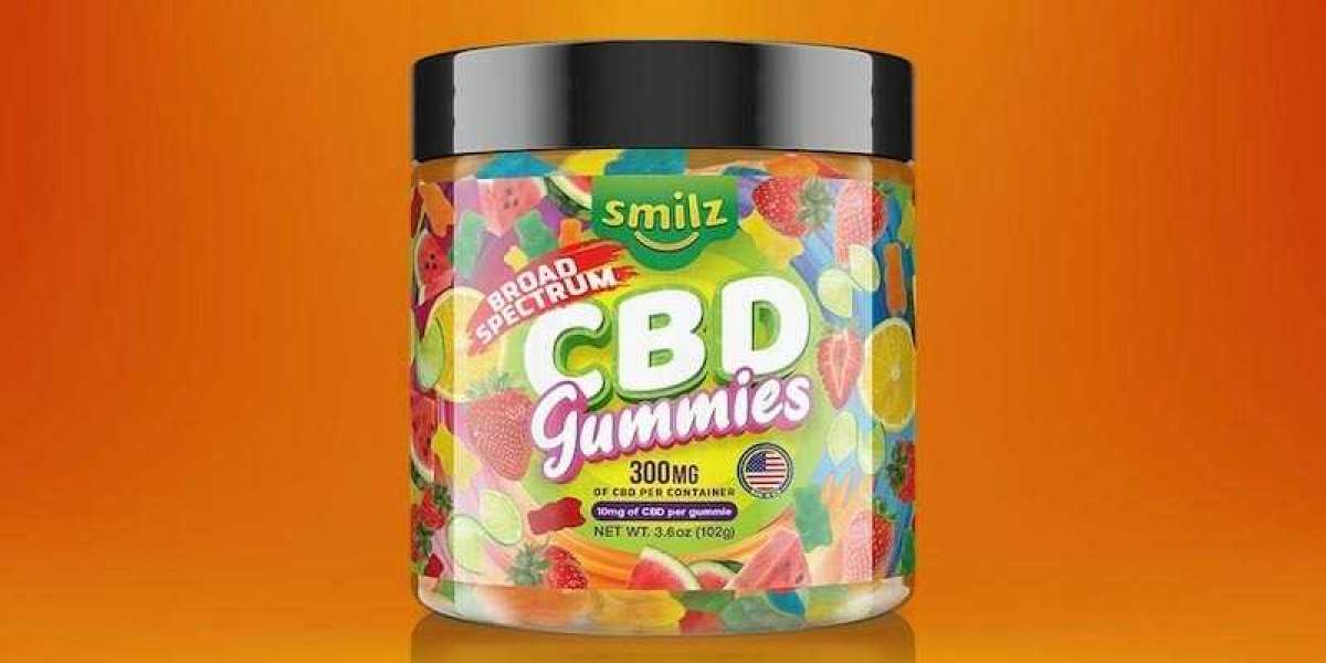 Smilz CBD Gummies Reviews [Official Website]: 0% Side-Effects – Check Benefits And Cost