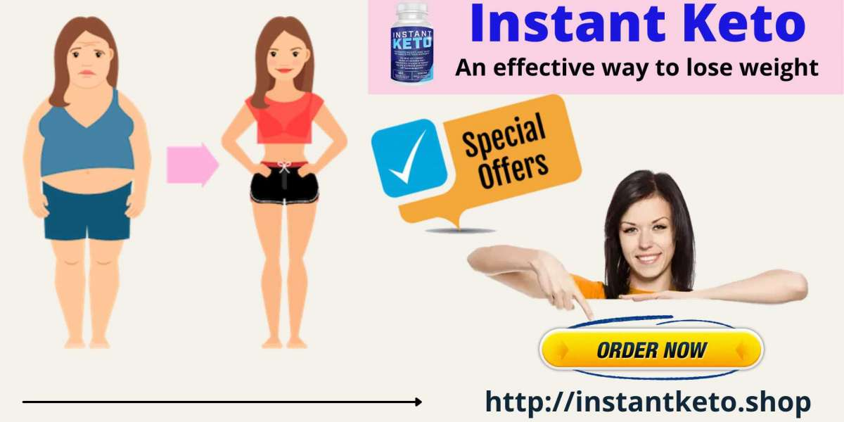 Instant Keto Reviews - Lose Weight Quickly with Instant Keto Diet