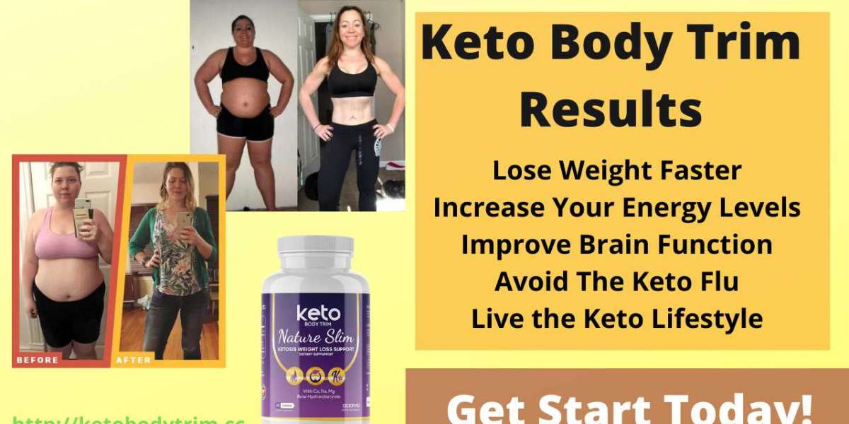 Keto Body Trim Nature Slim - Great Benefits of Your Weight Loss Efforts!