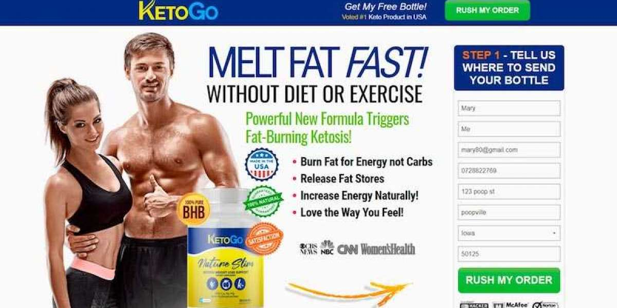 KetoGo Weight Loss Diet Supplement: How Does It Eliminate Excess Fats Instantly?