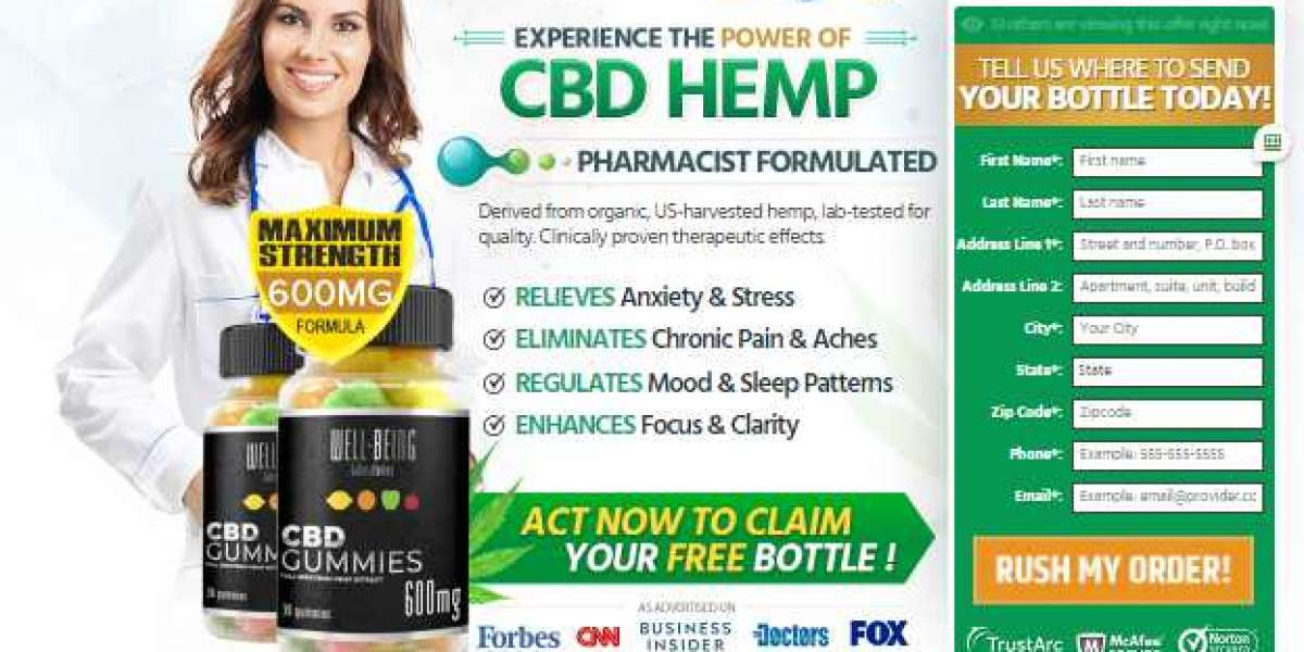 Best Well Being Labs CBD Gummies Benefit for Pain & Anxiety