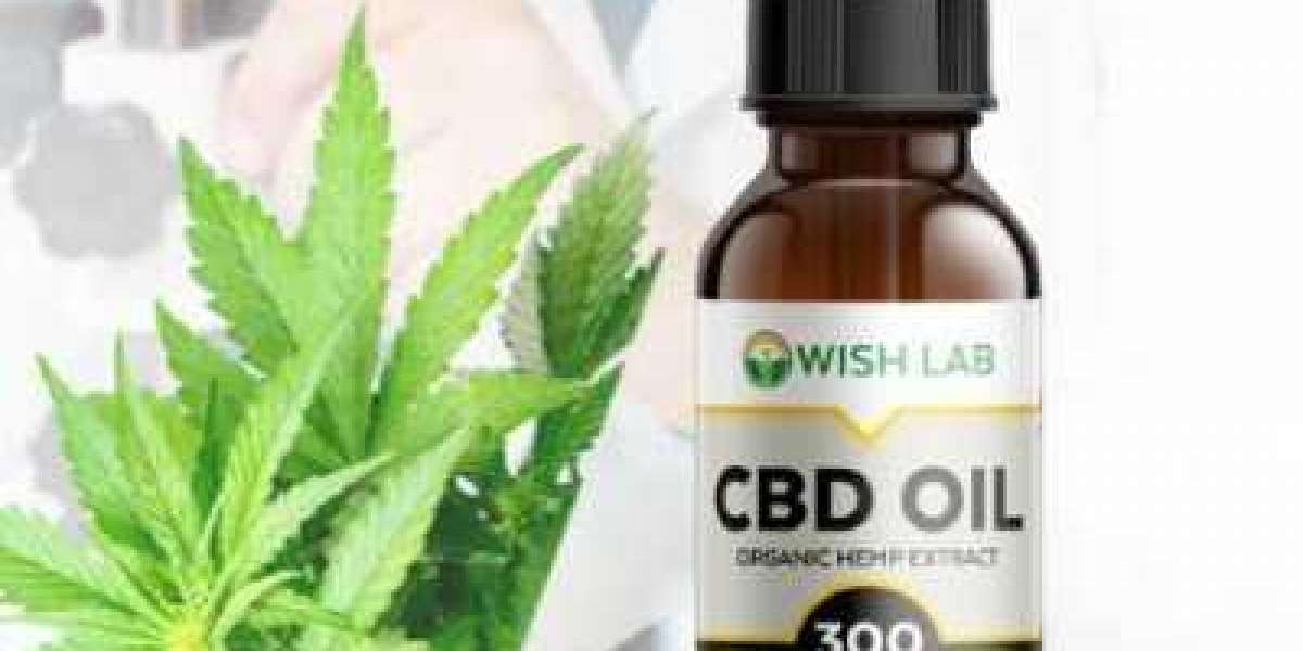 Functional Details Of Wish Lab CBD Oil !