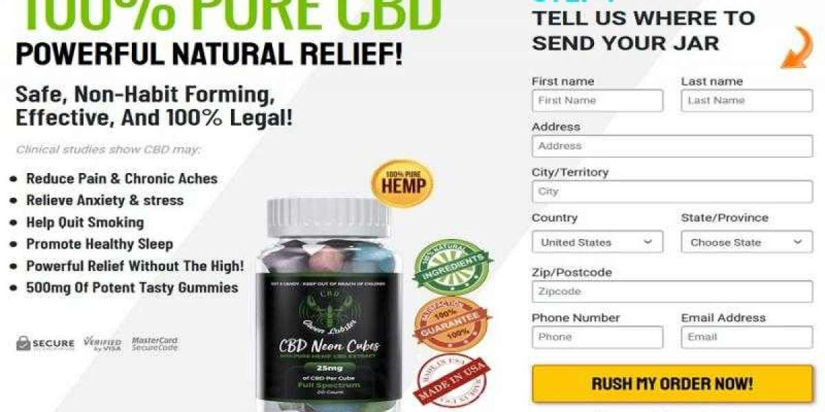 What Are The Elements Added In Green Lobster CBD Gummies?