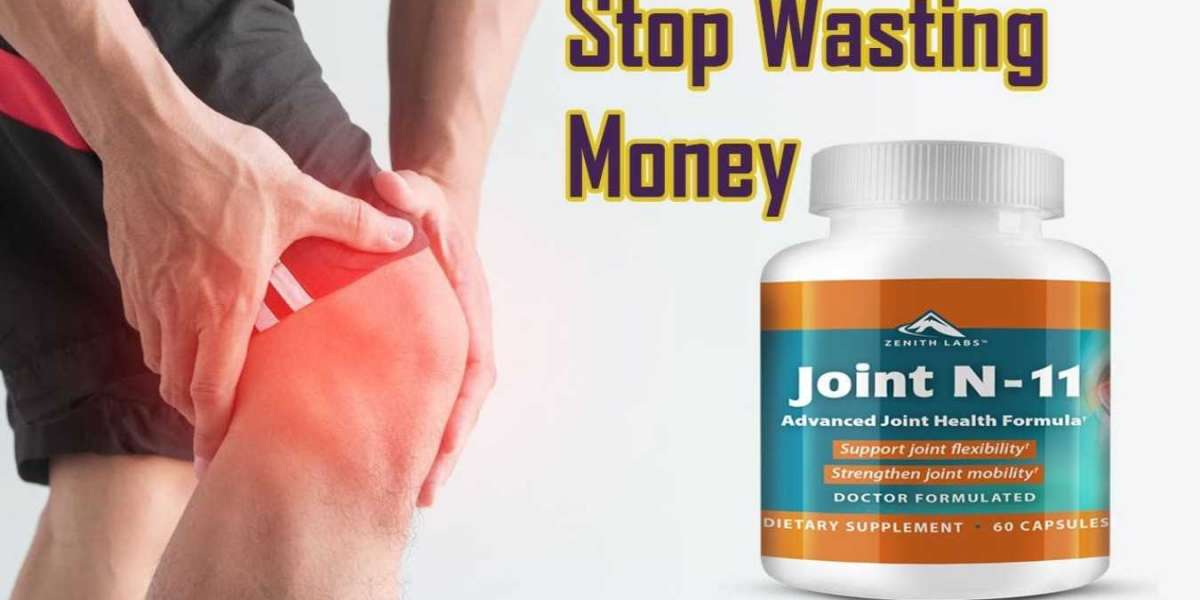 What Are The Benefits Of Joint N-11 Pain Relief: Daily ?
