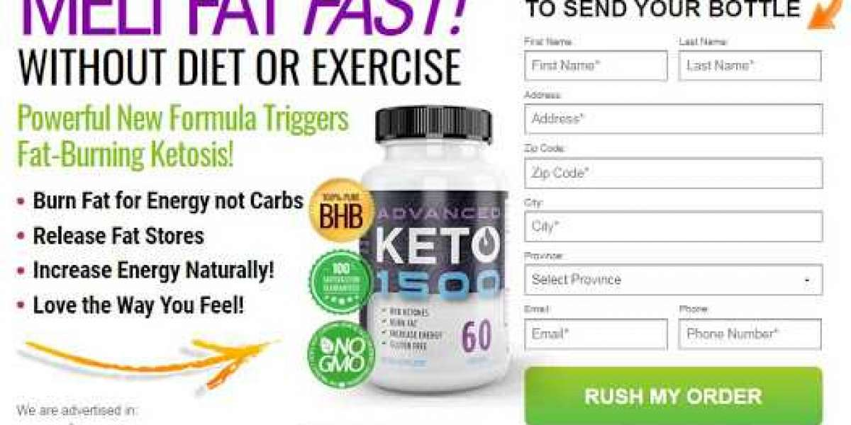 Keto Advanced 1500 Reviews - {SCAM} Cost, Ingredients, Free Trial?