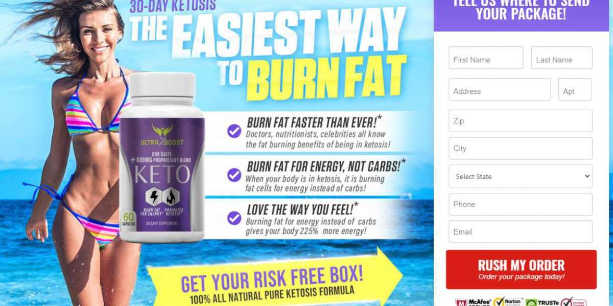 Ultra X Boost Keto-Benefits and reviews.