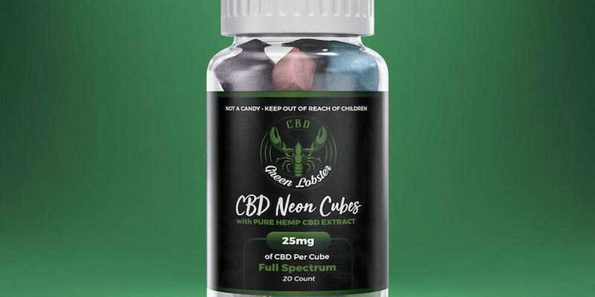 What Is Green Lobster CBD Gummies?