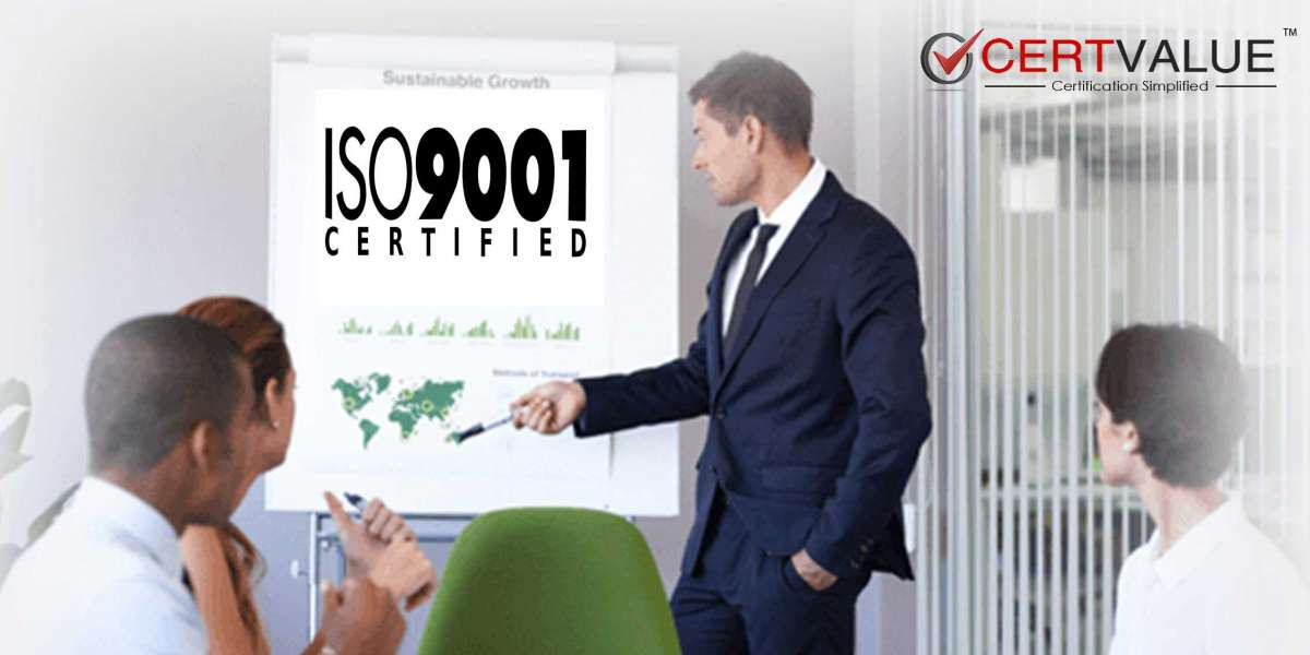 How can ISO 9001 Certification help boost your sales activities?