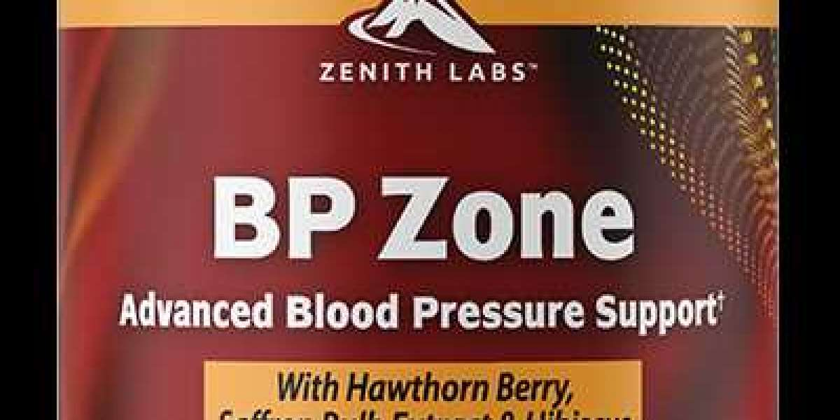 BP ZONE Review Side Effects Plood Pressure Product